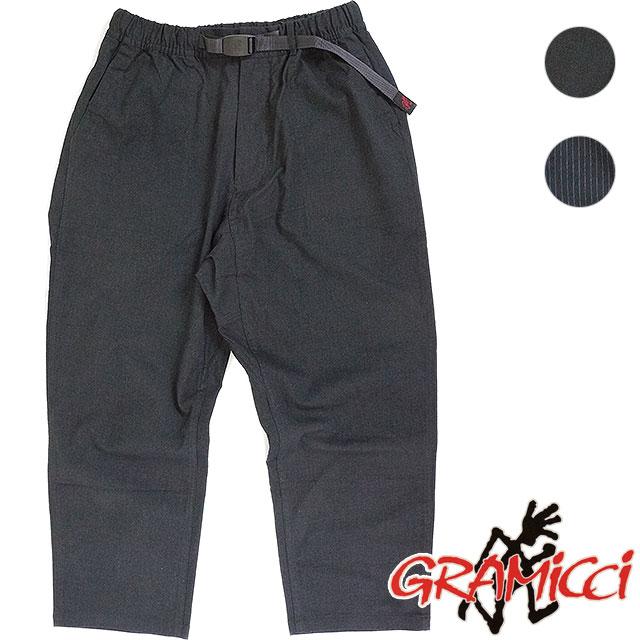 Gramicci 內爾松錐形褲 GRAMICCI 男裝女裝長喘氣 NEL 寬鬆錐形褲 (村長 16F009 FW16)