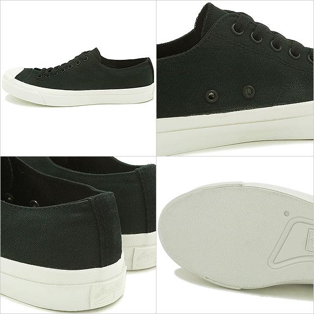 Converse Jack Purcell BK plus CONVERSE men's sneakers Womens JACK PURCELL BKPLUS black (32262991 HO16)