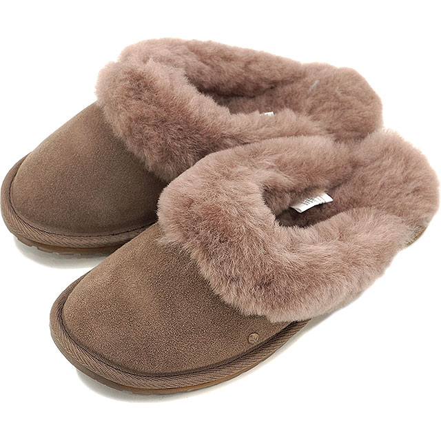 efca1f09a0 Emu Joly EMU Lady's sheepskin slippers sandal Jolie mushrooms (W10015 FW16)  ...