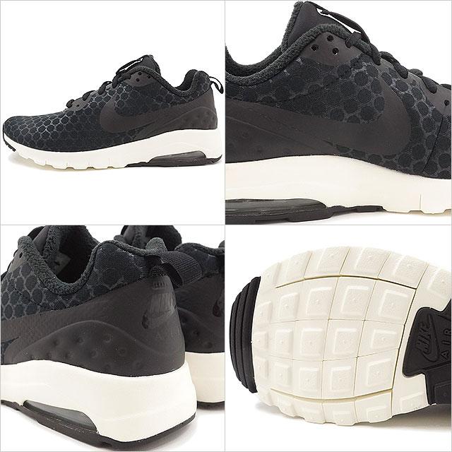 NIKE Nike sneakers Womens WMNS AIR MAX MOTION LW SE Nike women's Air Max motion LW SE Black Black Sail (844895 001 HO16)