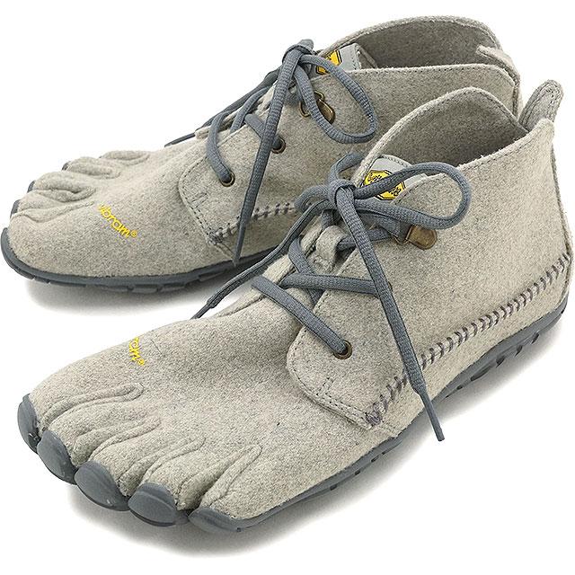 Vibram FiveFingers ビブラムファイブフィンガーズ メンズ MEN CVT-WOOL Grey ビブラム ファイブフィンガーズ 5本指シューズ ベアフット 靴 (15M5802)【コンビニ受取対応商品】