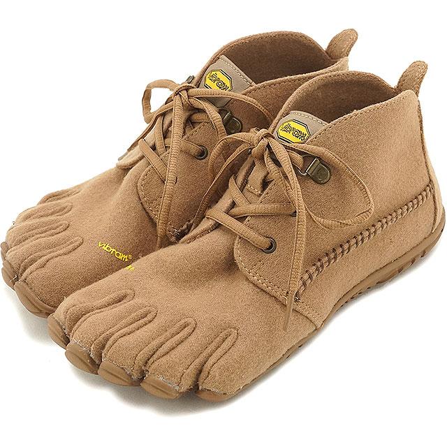 Vibram FiveFingers ビブラムファイブフィンガーズ レディース WMN CVT-WOOL Caramel ビブラム ファイブフィンガーズ 5本指シューズ ベアフット 靴 [15W5804]