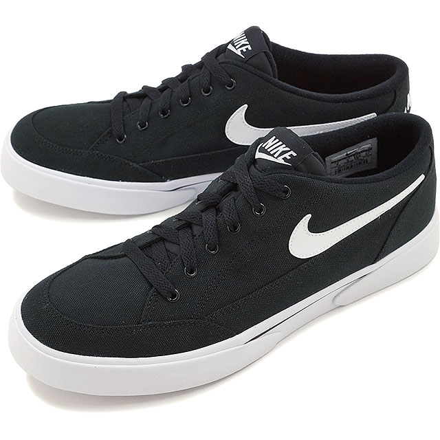 NIKE Nike sneakers shoes GTS  16 TXT ナイキジーティーエス 16 textile black   white ( 840 e2c93352f5