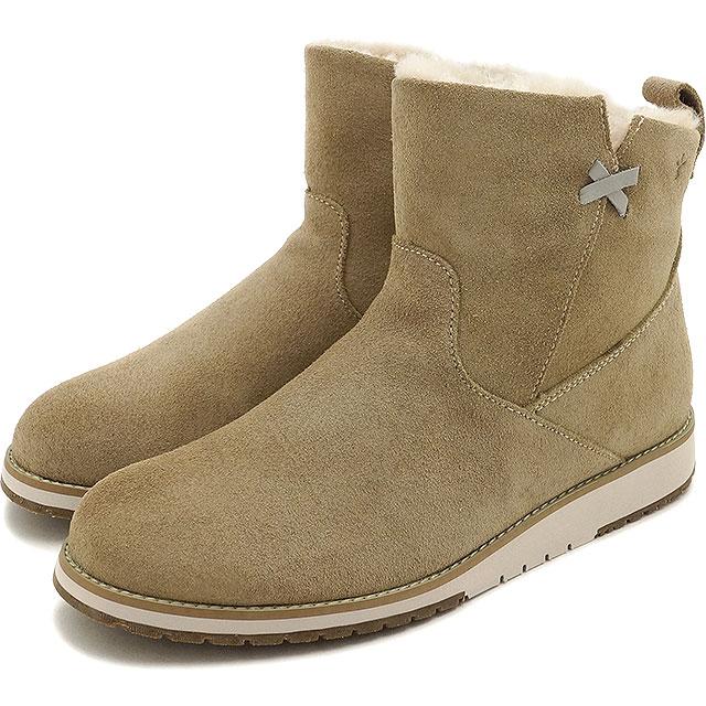 9712d2af443 EMU Beach mini EMU boots short boots Womens BEACH MINI SAND (W11026) ...