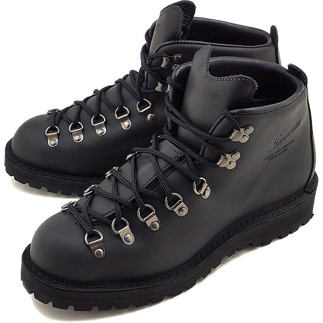 【即納】ダナー メンズ ブーツ DANNER MOUNTAIN LIGHT マウンテンライト BLACK 靴 (31530)【コンビニ受取対応商品】