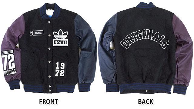 86e72e3044c4 Adidas originals apparel badge bomber jacket Stadium jumper adidas  Originals BADGE BOMBER JACKET (AY4757 FW16)