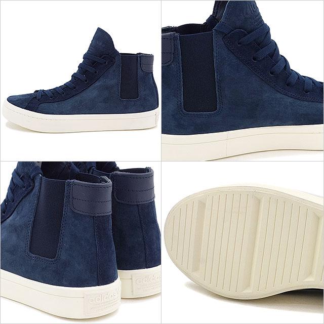 Adidas originals coat vintage slip mid women's women's adidas Originals COURTVANTAGE SLIP MID W (S79959 FW16)