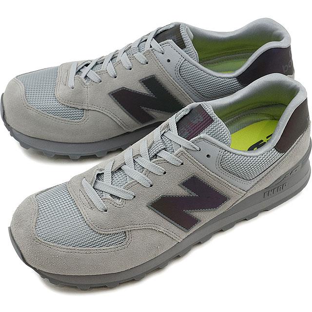 New balance newbalance ML574 mens Womens sneakers SILVER MINK (ML574UWA  FW16)