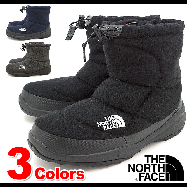 5bf32144f The ノースフェイスヌプシブーティーウール 2 short THE NORTH FACE men gap Dis snowshoes winter  boots Nuptse Bootie Wool II Short shoes ...