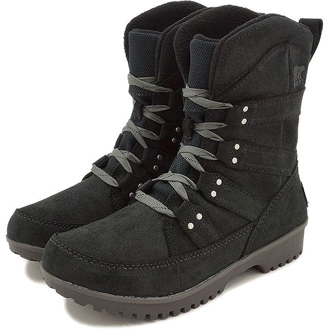ce6a5e91 Sorell medleys SOREL women's boots MEADOW LACE black (NL2208-011 FW16) ...