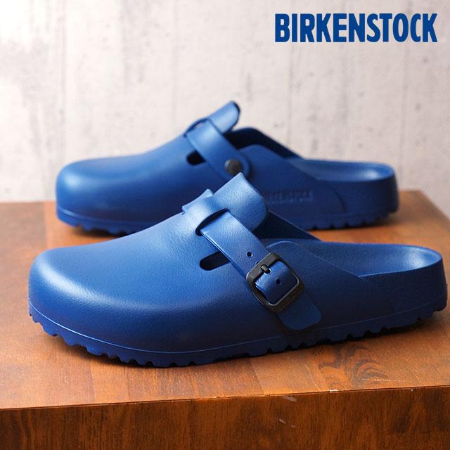 b660b9f4c05 ビルケンシュトックボストン EVA BIRKENSTOCK men gap Dis sandal BOSTON EVA イーブイエーネイビー  (GE127113 GE1002316 FW16)