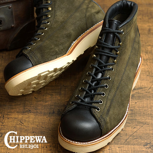 how to clean chippewa boots