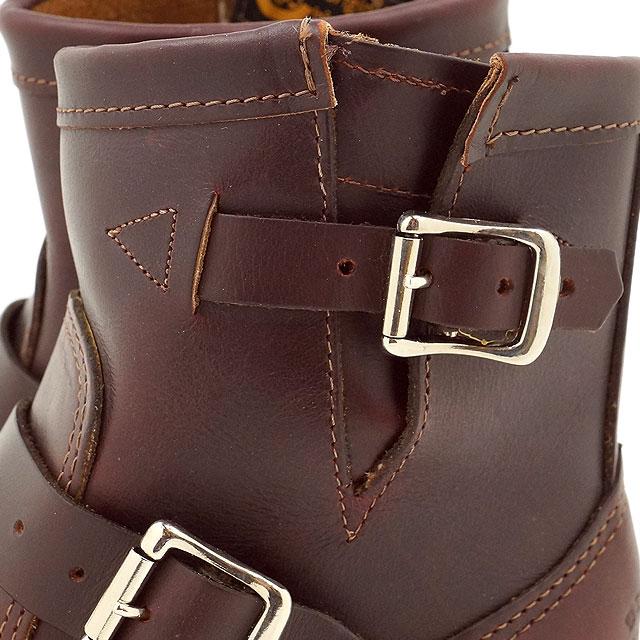 チペワウーマンズ 7 inches original engineer boots CHIPPEWA Lady s leather shoes  womens 7-inch original engineer boots M Wise cordovan leather (CP1901W13) 78c4c092f1