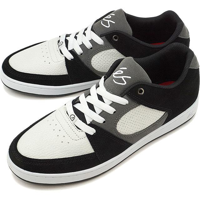 cae0968b11 ES Accel slim es Skate Shoes Sneakers ACCEL SLIM black   white   red gray  (HO16)