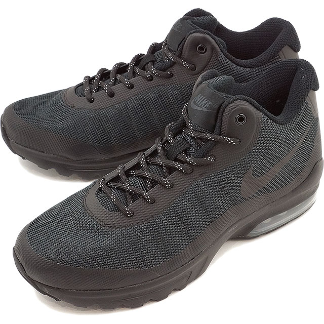 f7e9a09f07 NIKE Nike sneakers AIR MAX INVIGOR MID Kie Ney AMAX in bigarfish mid black  / black ...