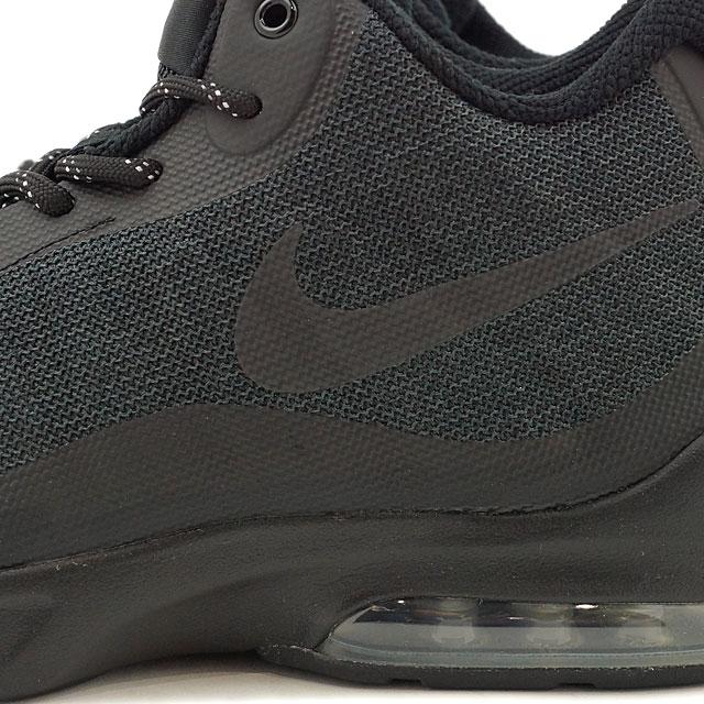 e4eced5ab2eb ... NIKE Nike sneakers AIR MAX INVIGOR MID Nike Air Max in bigger mid Black  Black ...