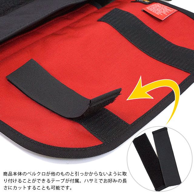 manhattampoteji×史努比休闲信使包Manhattan Portage PEANUTS SNOOPY Casual Messenger Bag(MP1605JRSSNPY16 FW16)