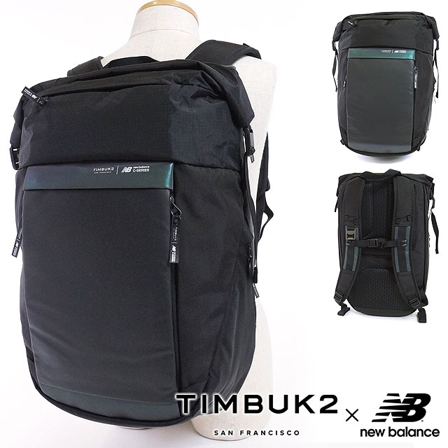 Tilburg 2 new C Series Backpack TIMBUK2×Newbalance C-Series Backpack  daypack backpack black (284431000 FW16) 45cf0ba98f635