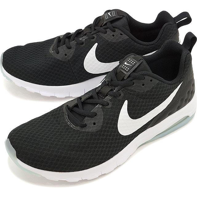 mischief  NIKE Nike sneakers shoes AIR MAX MOTION LW Air Max motion LW black    white (833 13f2badda
