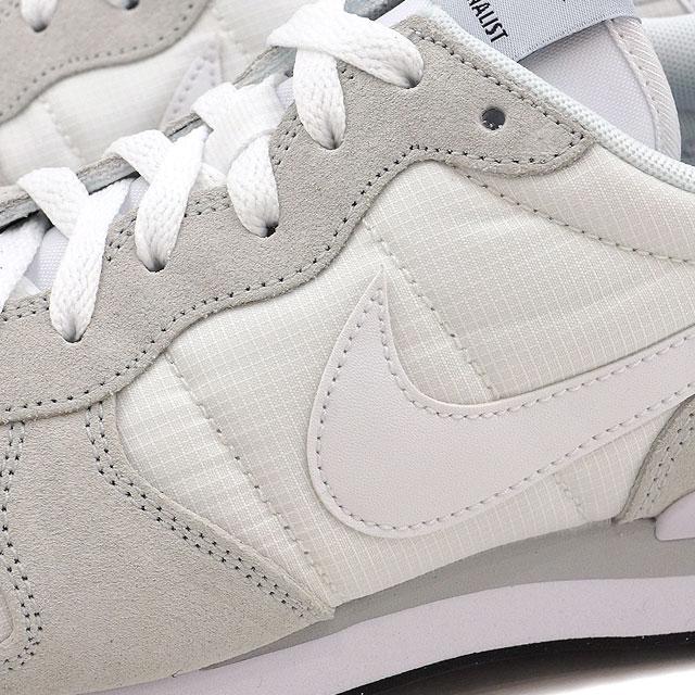 NIKE Nike sneakers shoes INTERNATIONALIST internationalist summit white    white   off-white   pure platinum   black (828 d54bfe83e121