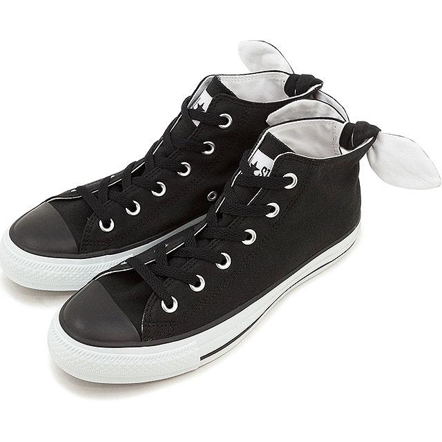 Converse oars Tasha B mid cut CONVERSE ALL STAR SHERBEE MID black shoes (32099591 SS17)