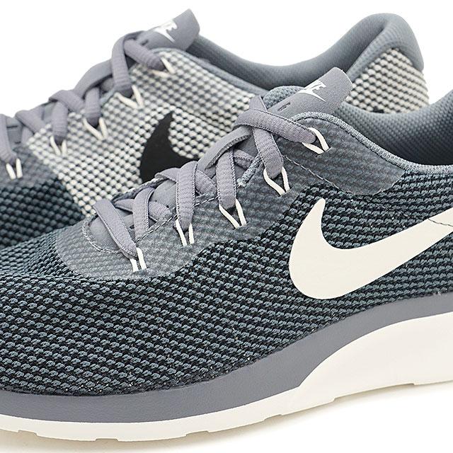 NIKE Nike sneakers shoes men TANJUN RACER tongue Jun racer wolf gray    white   black (921 9ffff058e