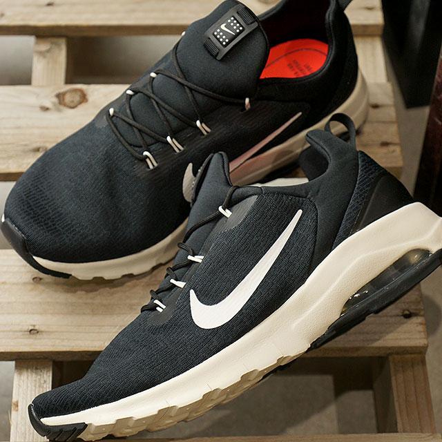 NIKE Nike sneakers shoes men AIR MAX MOTION RACER Air Max motion racer black sail ??????? [916,771 001 FW17]