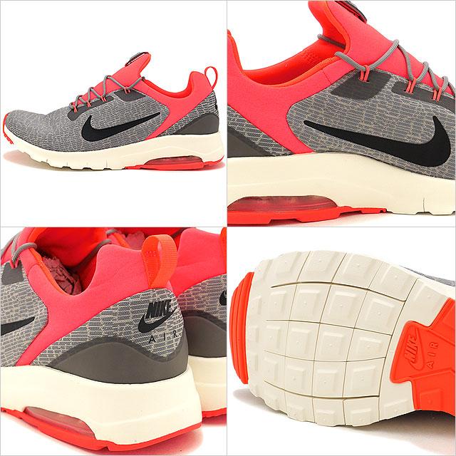 314ba200e8b NIKE Nike sneakers shoes men AIR MAX MOTION RACER Air Max motion racer dust    black   co-Brousse tone   solar red   sail (916