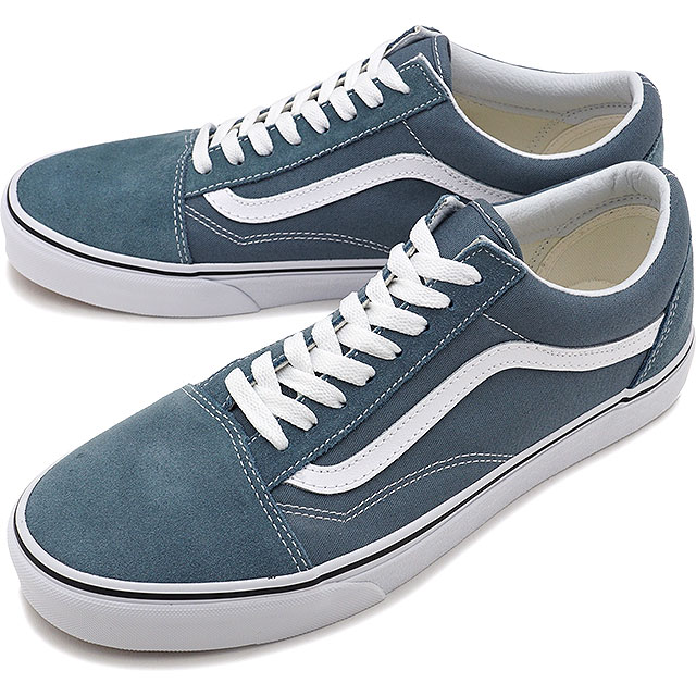 31ed698e7d32 VANS vans sneakers men OLD SKOOL old school GOBLIN BLUE TRUE WHITE  (VN0A38G12LJ FW17)