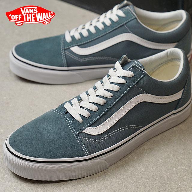 5814321ca1c mischief  VANS vans sneakers men OLD SKOOL old school GOBLIN BLUE TRUE WHITE  (VN0A38G12LJ FW17)