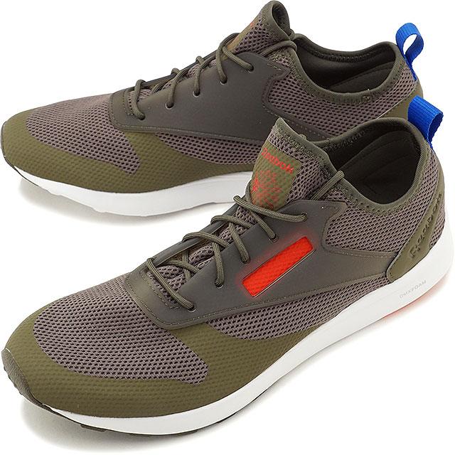 Reebok CLASSIC Reebok classical music sneakers men ZOKU RUNNER HM ゾクランナー HM  A green   white  P red  V blue  E orange (BD6000 FW17) 3c55485c9
