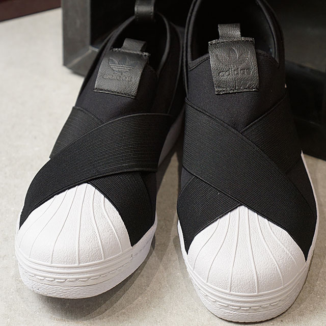 outlet store effe7 4f88f adidas Adidas superstar SUPERSTAR SlipOn superstar slip-on slip-ons Adidas  originals adidas Originals core black / core black / core black shoes ...