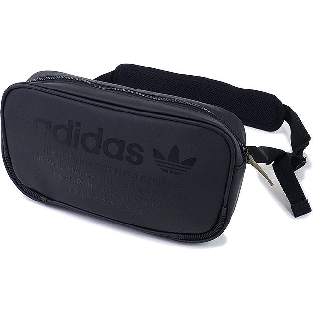 2244f1d3d1 Take adidas Adidas waist bag slant  NMD CROSS BODY BAG  エヌエムディークロスボティバッグアディダスオリジナルス adidas Originals (BR4664 FW17)