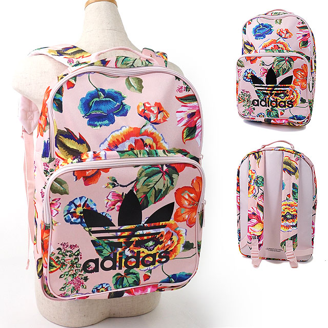 9d1127395249 adidas Adidas rucksack CLASSIC BACKPACK FLORAL LOLITA classical music backpack  floral Lolita day pack Adidas originals adidas Originals (BR4784 FW17)