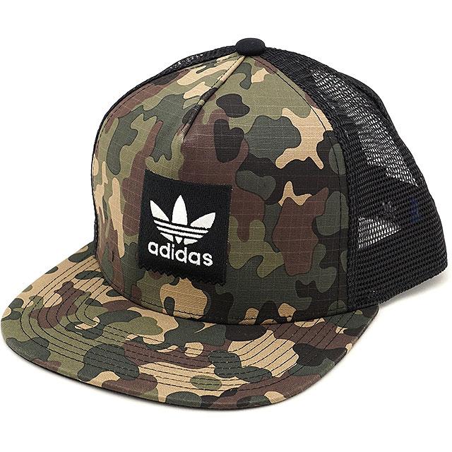 adidas Adidas mesh cap CAMOTRUCKERHAT duck trucker hat hat Adidas originals  adidas Originals (BR3853 FW17) b11c4d043c1