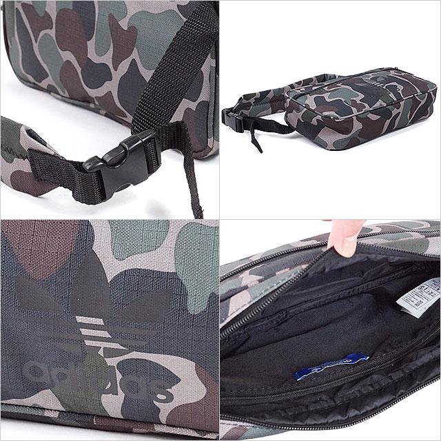 god service specielt salg Kendt Take adidas Adidas waist bag slant; CROSS BODY BAG CAMO crossbody bag duck  Adidas originals adidas Originals [BQ6090 FW17]