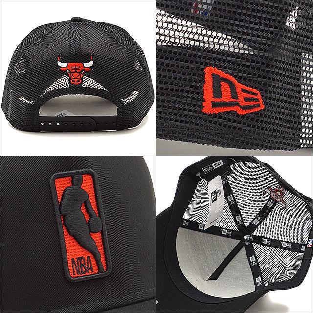 newest collection 3efff 06aef ... NEWERA new gills cap New Era NBA LOGOMAN 9FORTY A-Frame Trucker CHIBUL  NBA logo
