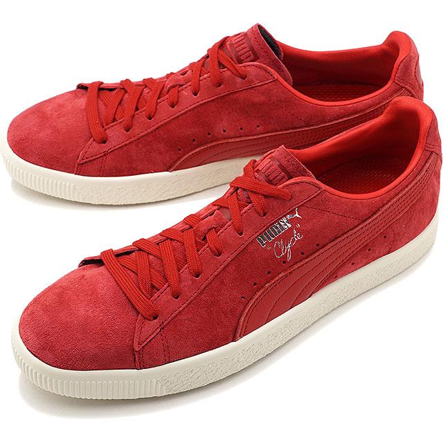 ed90f0058fd PUMA Puma sneakers shoes men CLYDE NORMCORE Clyde Nome core chili pepper   chili  pepper (363