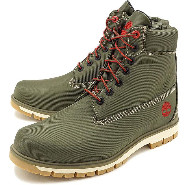 c513c4a5c62 Timberland Timberland men RADFORD Ccanvas Boot Radford canvas boots brown  textile (A1M7Z FW17)
