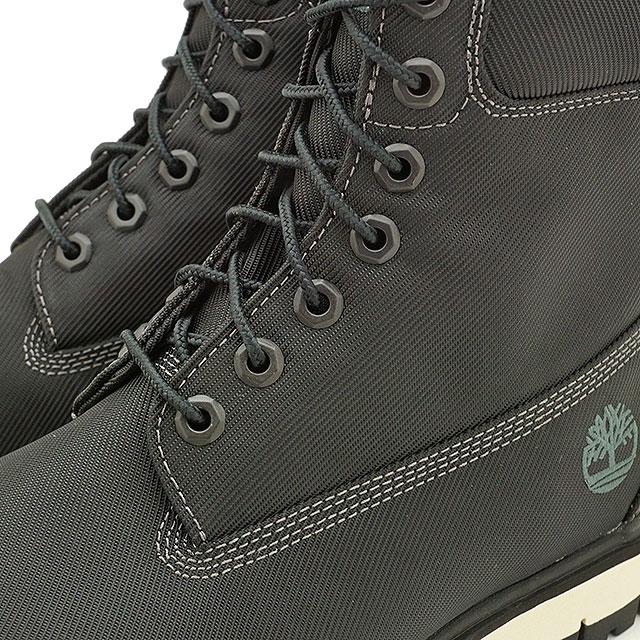 3c1625141d3 Timberland Timberland men RADFORD Ccanvas Boot Radford canvas boots black  textile (A1MFI FW17)