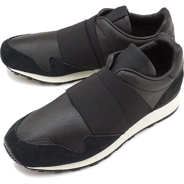 b9cc8b61417c1c Reebok CLASSIC Reebok classical music sneakers shoes men CL LUX SLIP  classical music leather LUX slip (slip-ons) BLACK CHALK (BS6557 FW17)