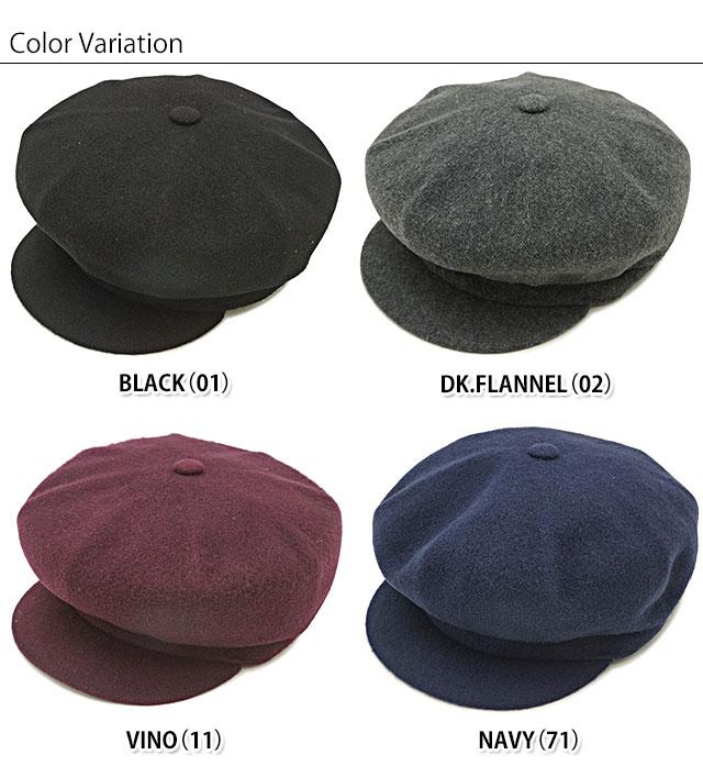 mischief  KANGOL perception goal hat Cass hunting cap Wool Spitfire ... 0a9df0ca430