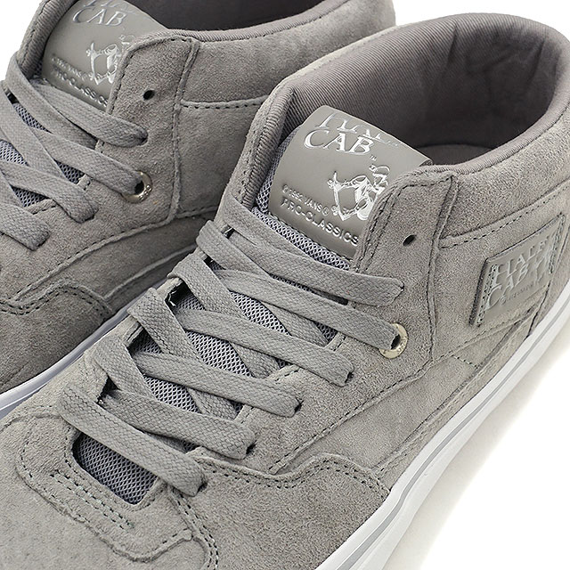 a595bbffb0 Model SILVER (VN0A38CPPHD FW17) of the 25th anniversary of the VANS vans  sneakers shoes men PRO SKATE Pross Kate HALF CAB PRO 25th half cab pro