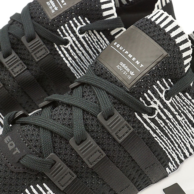 c019450bdfa adidas Adidas EQT SUPPORTADV PK イーキューティーエキップメントサポートプライムニットアディダスオリジナルス  adidas Originals core black   core black  R white ...
