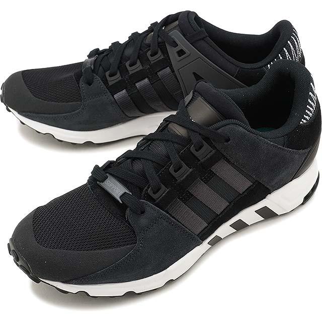 best service d3b40 b5cae adidas Adidas EQT SUPPORT RF イーキューティーエキップメントサポートアディダスオリジナルス adidas  Originals core black / carbon S14/R white shoes (BY9623 FW17)