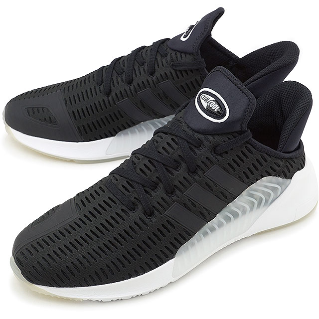 reputable site ea4af 2e3aa adidas Adidas CLIMACOOL 02/17 クライマクールアディダスオリジナルス adidas Originals core  black / core black /R white shoes (BZ0249 FW17)