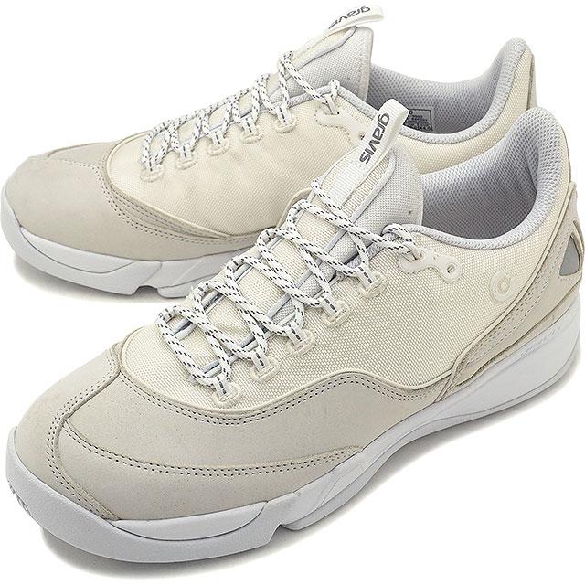【即納】gravis グラビス スニーカー 靴 メンズ KONA コナ WHITE [01030 FW17]