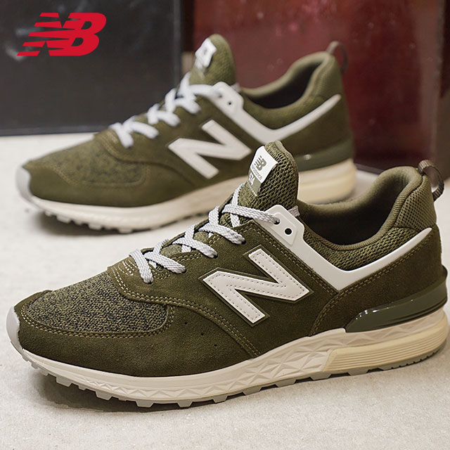 Shoes Newbalance Sneakers Balance Lady's New Mischief Ms574 Men Yq78T11