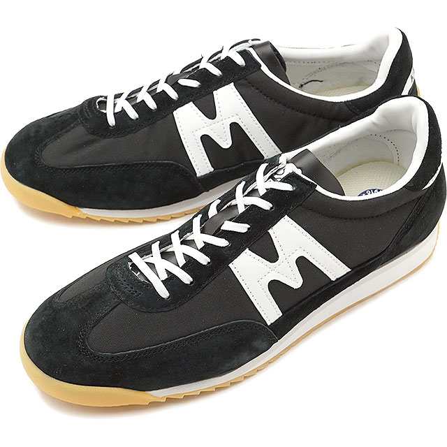 dfc9ca723f241 KARHU カルフスニーカー shoes men Lady s CHAMPION champion black   white (KH805003  FW17)