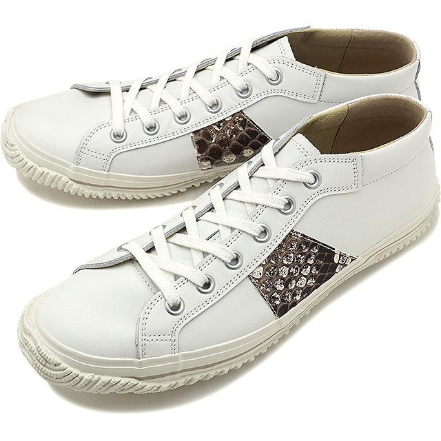 【返品送料無料】【即納】SPINGLE MOVE スピングルムーブ メンズ・レディース レザー スニーカー 靴 SPM-455 スピングル ムーヴ White (SPM455 FW17)【コンビニ受取対応商品】